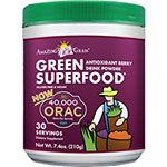 Amazing Grass, Green SuperFood, Antioxidant Berry Drink Powder