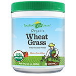 Amazing Grass, Organic Wheat Grass Drink Powder, 240g