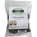 Natural Foods, California Figs