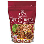Eden Foods, Organic Red Quinoa, 100% Whole Grain, 454g