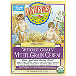 Earth's Best, Organic Whole Grain Multi-Grain Cereal, 227g
