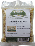 Natural Foods, Natural Pine Nuts, 100g