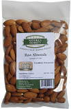 Natural Foods, Raw Almonds, 200g