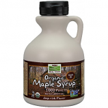 Now Foods, Organic Pure Maple Syrup, Grade B, 473ml