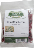 Natural Foods, Dried Cranberries