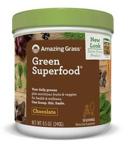 Amazing Grass Green Superfood Chocolate