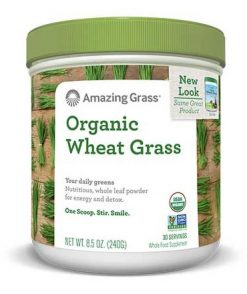 Amazing Grass Organic Wheat Grass