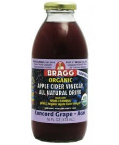 Bragg ACV Drink Concord Grape Acai