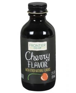 Frontier Natural Cherry Flavour