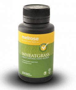 Melrose Organic Wheatgrass Tablets 200