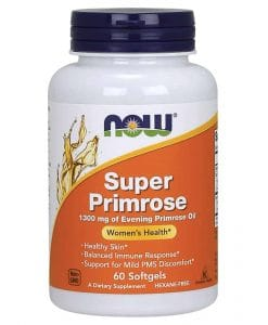 NOW Super Primrose 1300mg
