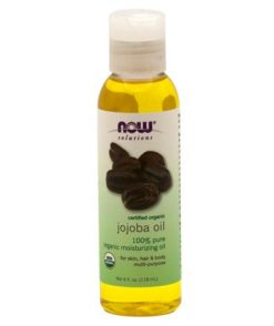 NOW Organic Jojoba Oil
