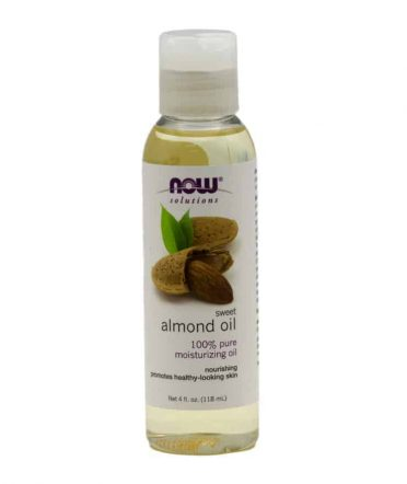 NOW Sweet Almond Oil 118ml