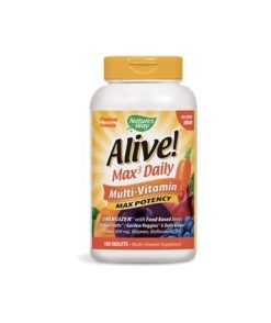 Natures Way Max3 Daily Multi-Vitamin