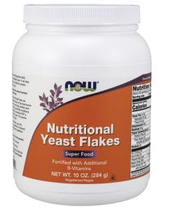 Now Nutritional Yeast Flakes