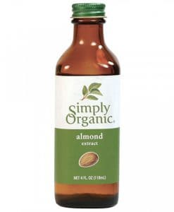 Simply Organic Almond Extract 4oz