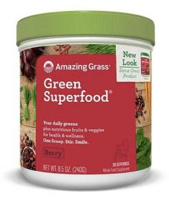 Amazing Grass Berry Drink Powder