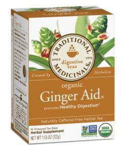 Ginger Aid Digestive Tea