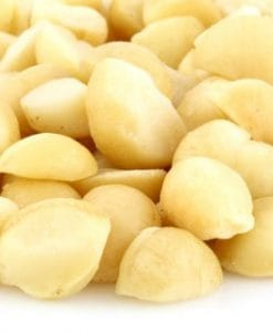 unroasted macadamia nuts