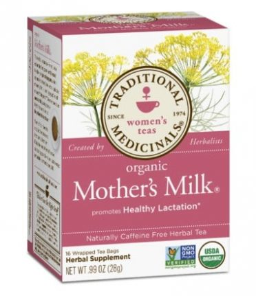 mothers milk lactation tea