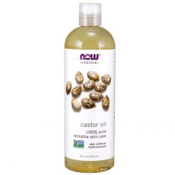 Now Castor Oil 16oz