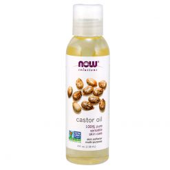 Now Castor Oil 4oz