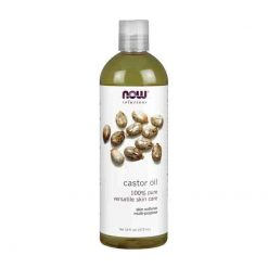 NOW Pure Castor Oil 473ml