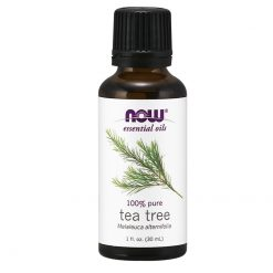 Now Tea Tree Essential Oil 1oz