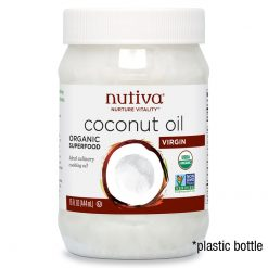 Nutiva coconut oil 15oz