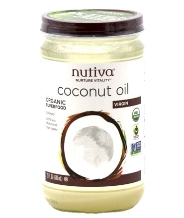 Nutiva Organic Coconut Oil 680ml