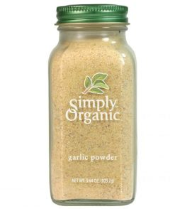simply organic garlic powder