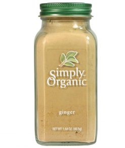 simply organic ginger powder