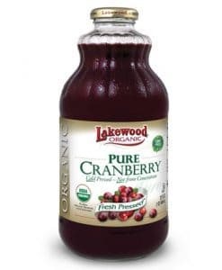 Lakewood Organic Cranberry Juice