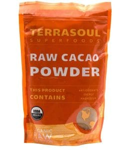 Terrasoul Organic Raw Cacao Powder