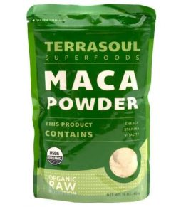 Terrasoul Organic Raw Maca Powder