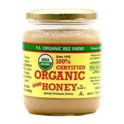 YS Organic Bee Farms Raw Honey