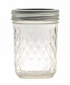 Ball Crystal Jelly Jar
