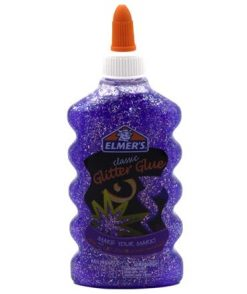Elmer's Purple Glitter Glue