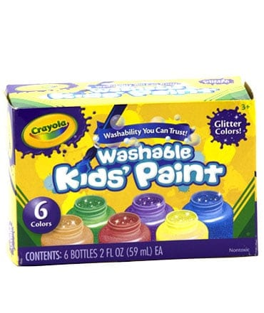 Crayola Washable Glitter Paint