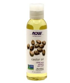 NOW Pure Castor Oil 118ml