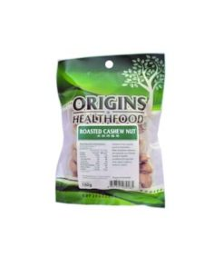 Origins Roasted Cashew Nut 100g