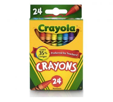 Crayola Crayons 24 colours