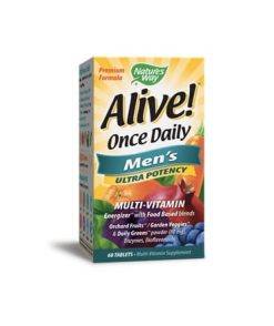 Natures Way Alive Once Daily Men Ultra Potency