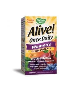 Natures Way Alive Once Daily Women Ultra Potency