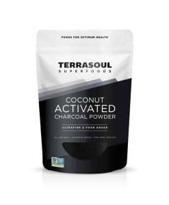 Terrasoul Activated Charcoal