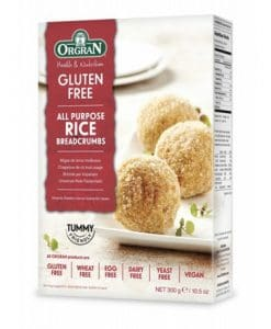 Orgran All Purpose Rice Breadcrumbs