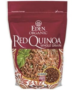 Eden Red Quinoa