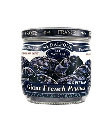 St Dalfour Giant French Prunes Pitted