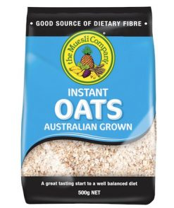 The Muesli Company Instant Oats