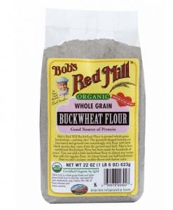 Bob's Red Mill Organic Buckwheat Flour